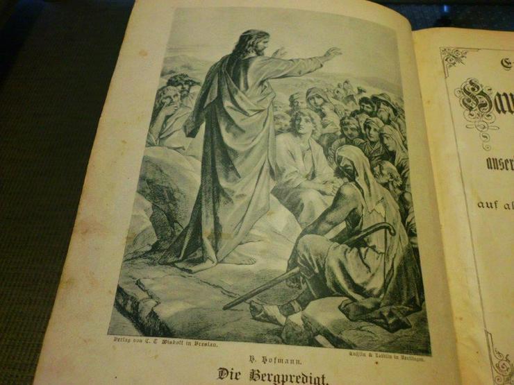 Bild 6: Predigen F.Sonn u. Feiertage 1900 für € 25 + porto