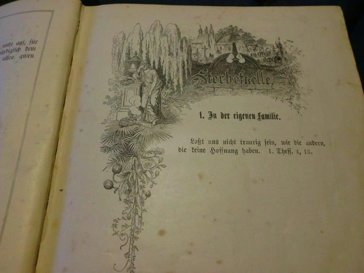 Bild 4: Predigen F.Sonn u. Feiertage 1900 für € 25 + porto