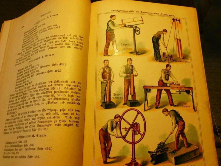 Bild 5: Das neue Natur Heilverfahren 1890 für €45+