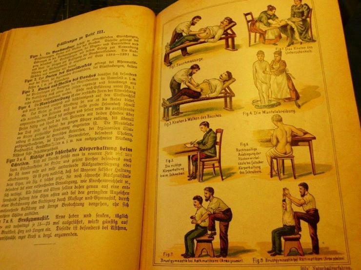 Bild 6: Das neue Natur Heilverfahren 1890 für €30