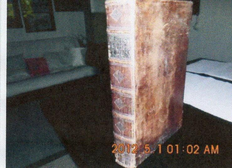 Bild 3: Sitten Lahre  Ev.Wahrheit v.1746 € 25