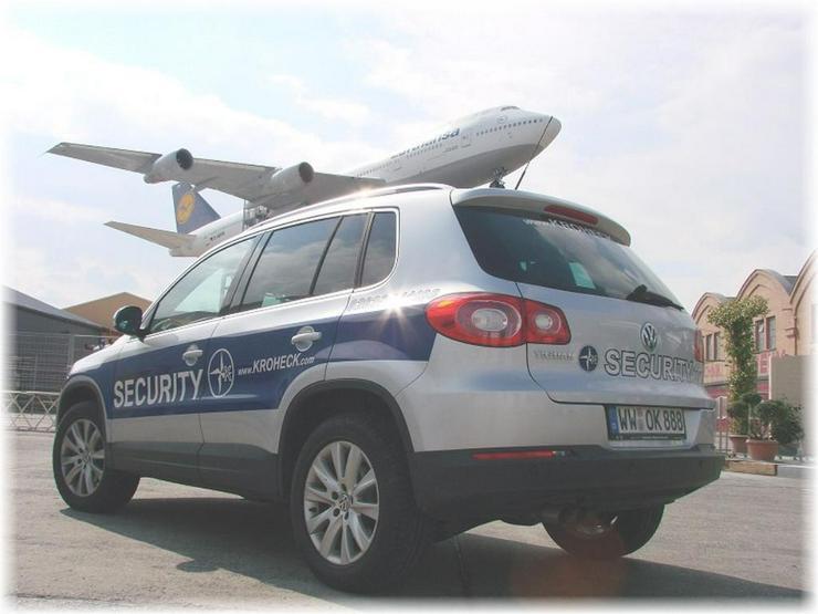 Minijobs als Sicherheitskräfte - Koblenz+WW