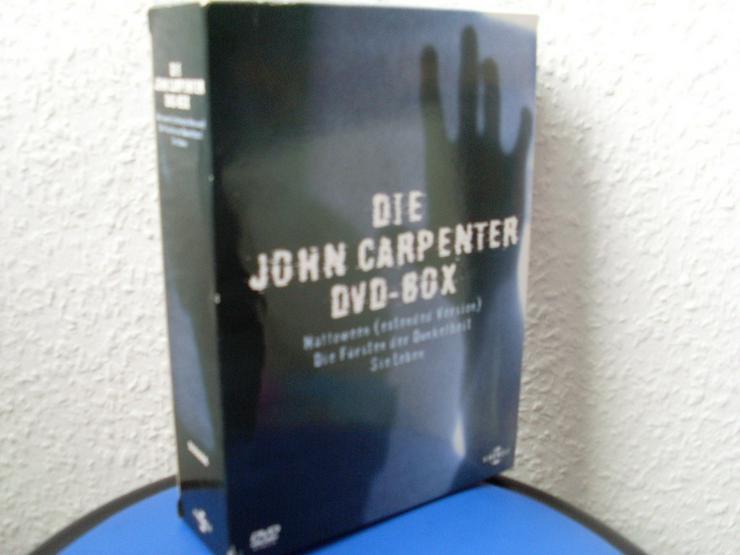 Bild 2: John Carpenter - Master of Darkness 3 DVD Box