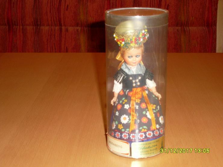 Bild 2: schönes kleines Sammlerpüppchen aus Nürnberg