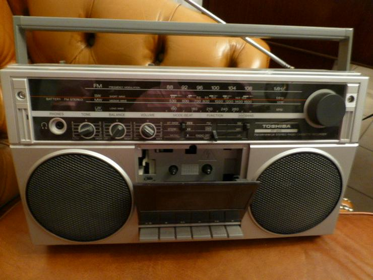 Koffer-Radio TOSHIBA RT 80S