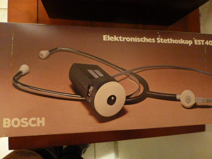 Elektronisches Stethoskop EST 40