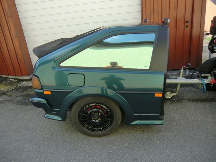 Bild 4: Halbes Auto, Unikat