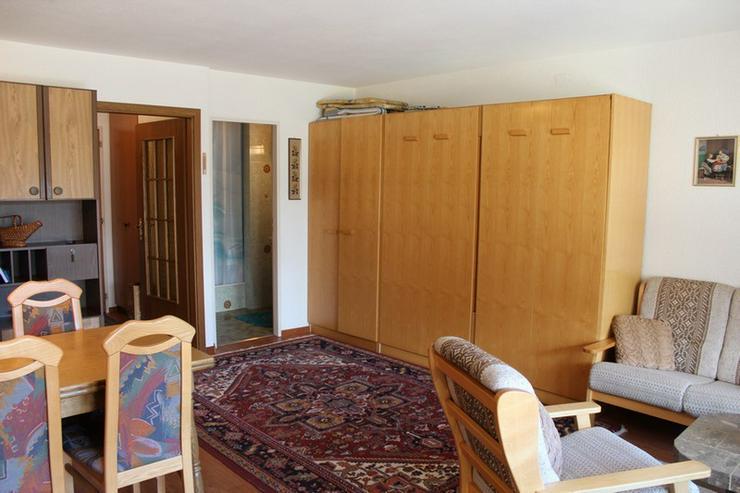 Bild 3: Studio Aster mit grosser Terrasse