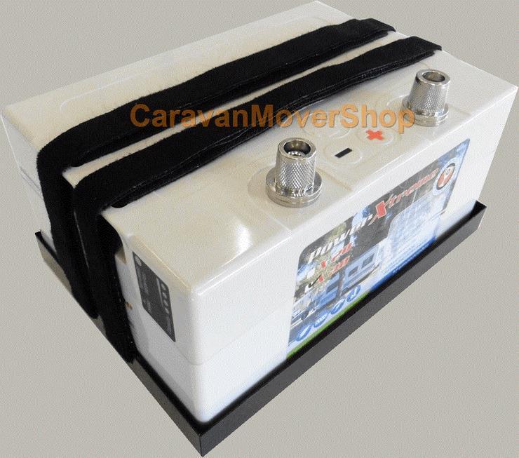 PowrXtreme X30 Lithiumbatterie für Caravan Mover