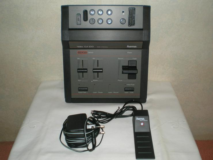 Hama Videobearbeitung, Betamax Kasetten
