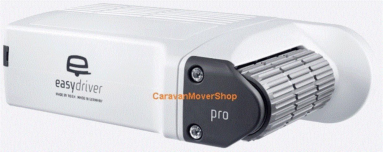 Reich EasyDriver Pro 2.8 Twin 4 WD für tandemachser