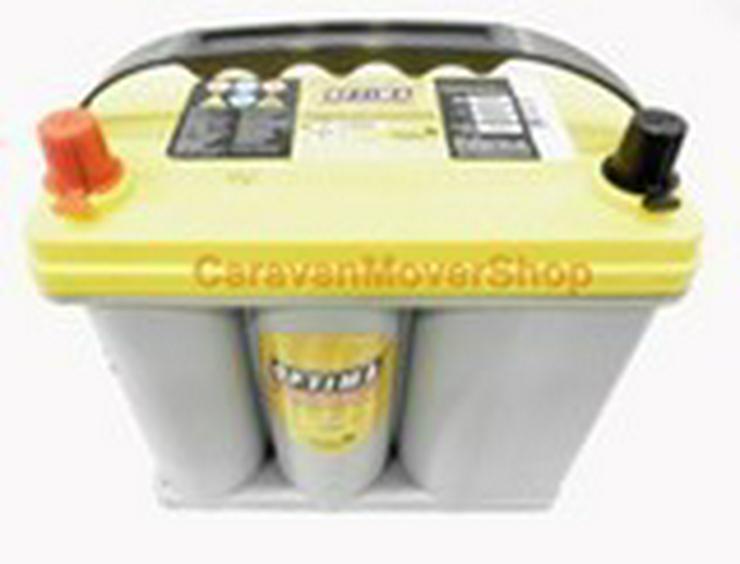 Optima Yellow Top 2,7 38Ah Batterie