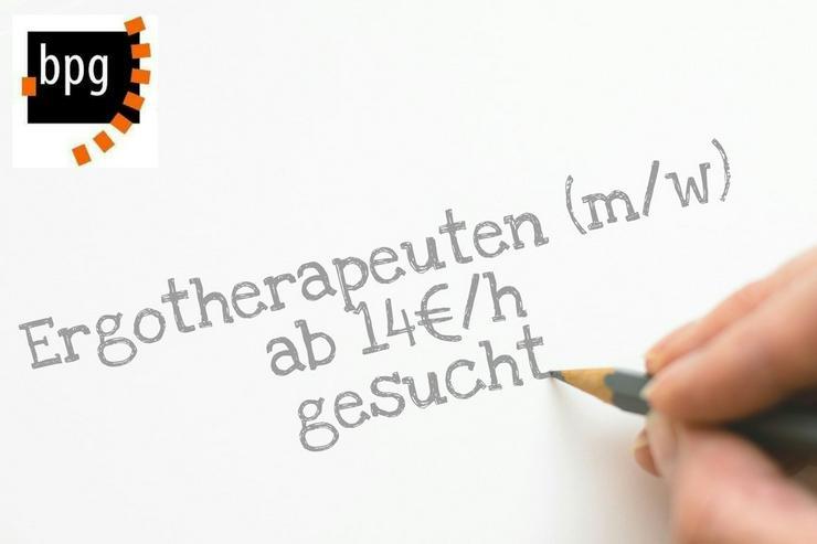 Ergotherapeuten (m/w/d) - ab 14,00 €/h