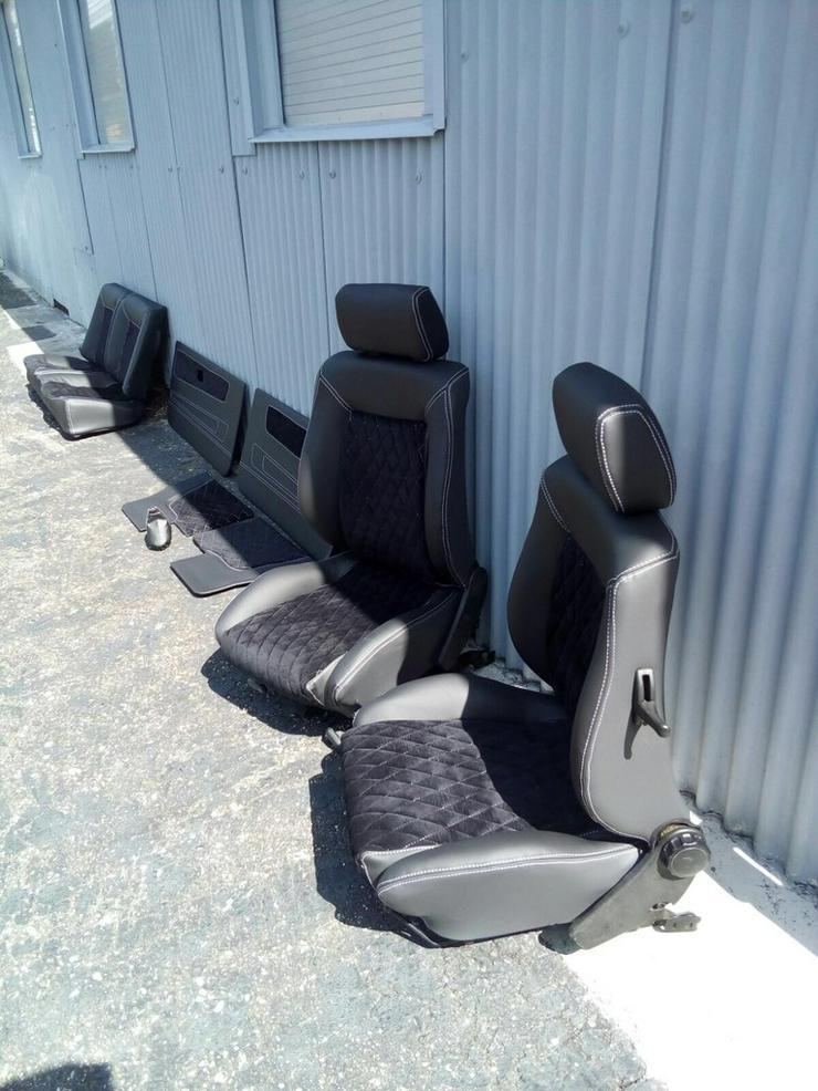 Bild 5: Golf 1 Cabrio Sitze Golf 1 Pirelli Sitze GTI