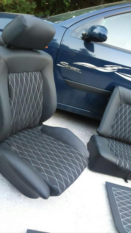 Bild 3: Golf 1 Cabrio Sitze Golf 1 Pirelli Sitze GTI