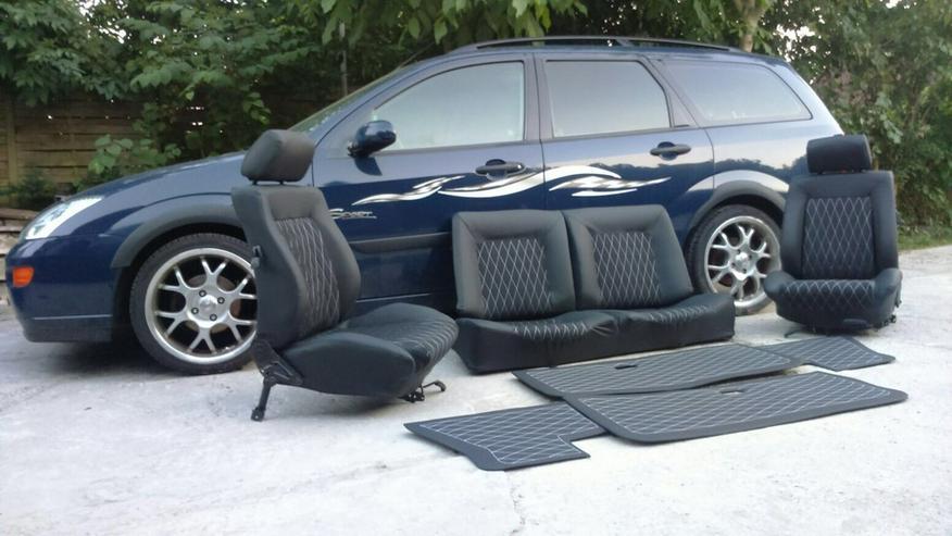 Golf 1 Cabrio Sitze Golf 1 Pirelli Sitze GTI - Sitze, Bezüge & Auflagen - Bild 1
