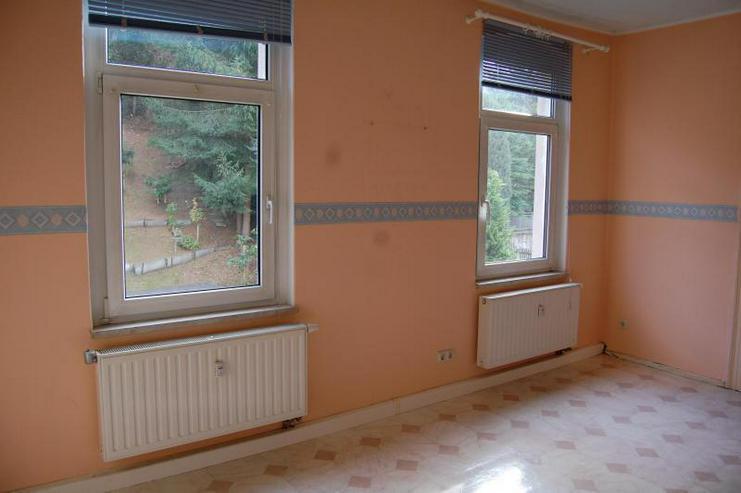 Bild 6: In Dölau! Frisch renoviert mit Selbstgestaltungspotenzial - Räume variabel - Kachelofen