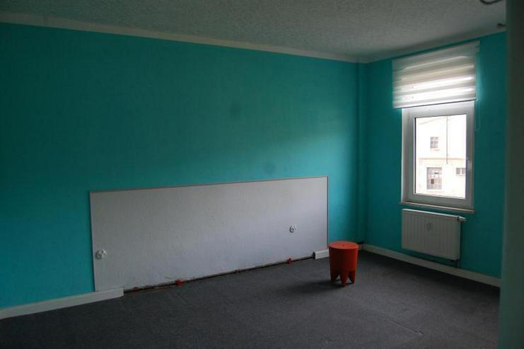 Bild 4: In Dölau! Frisch renoviert mit Selbstgestaltungspotenzial - Räume variabel - Kachelofen
