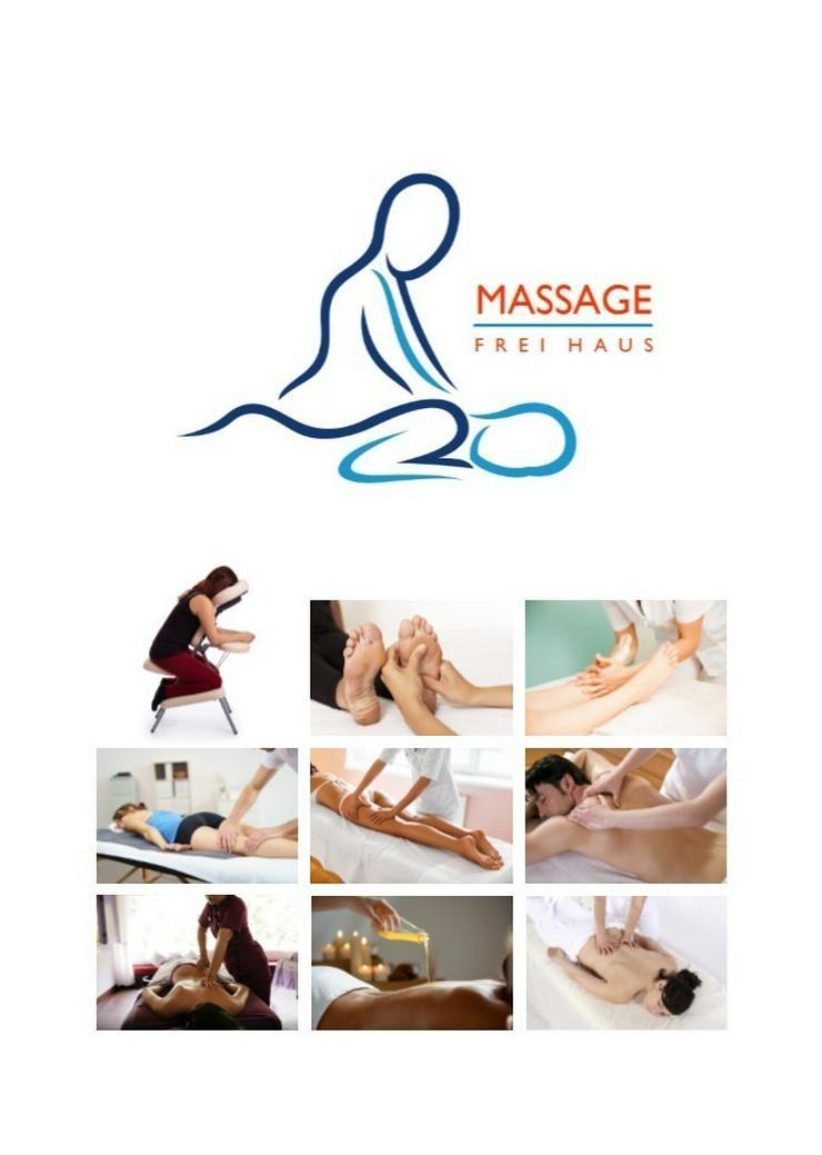 Gutschein für eine mobile Massage