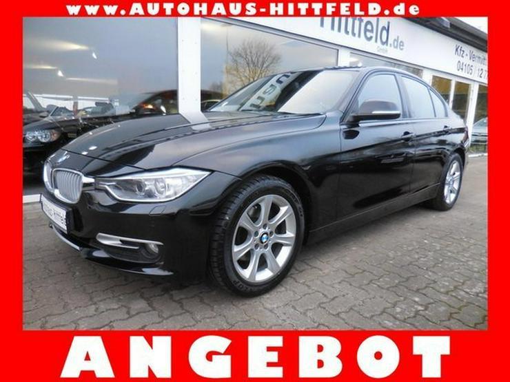 BMW 320 dAut Pano NaviProf HUD Leder BiXen 17Alu uvm - 320d - Bild 1