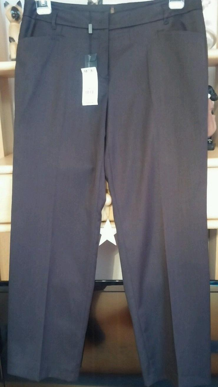 NEU Damen Hose Elegante Stoff Business Gr. 46