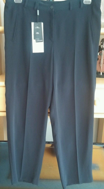 NEU Damen Hose Elegante Stoff Business Gr.48