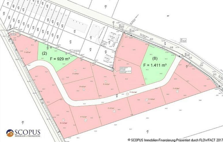 Bild 6: !!! Nur 2 Baugrundstücke verfügbar !!! Bauträgerfreies Grundstück in der Gemeinde Prie...