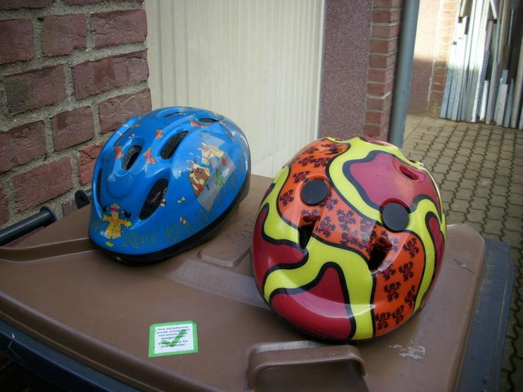 Bild 3: Fahrradhelm