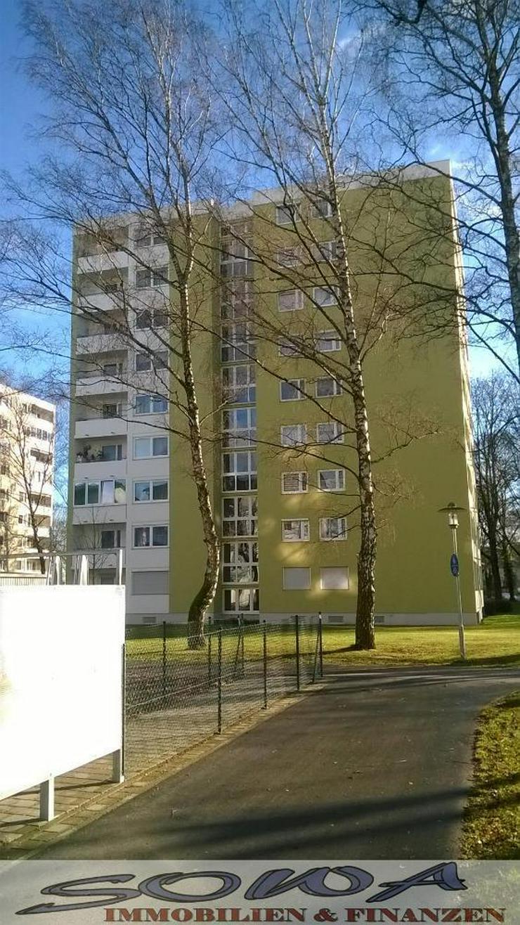 Bild 3: TOP: Frisch renovierte 2 Zimmer Wohnung mit Balkon in Neuburg - sofort Bezug möglich -SOW...