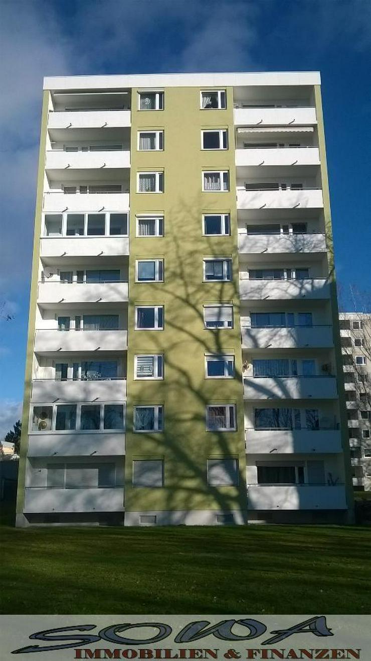 Bild 6: TOP: Frisch renovierte 2 Zimmer Wohnung mit Balkon in Neuburg - sofort Bezug möglich -SOW...