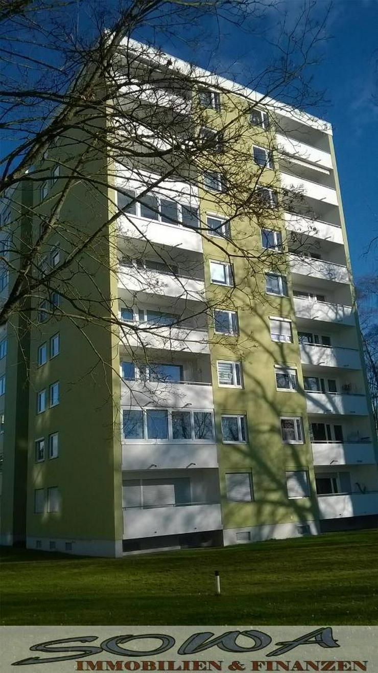 Bild 2: TOP: Frisch renovierte 2 Zimmer Wohnung mit Balkon in Neuburg - sofort Bezug möglich -SOW...