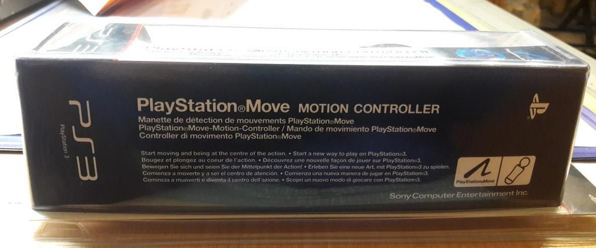 Bild 4: Originaler PlayStation 3 Move Motion-Controller