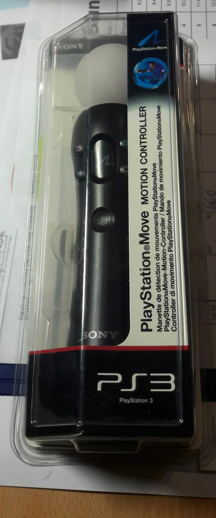 Originaler PlayStation 3 Move Motion-Controller - PlayStation Konsolen & Controller - Bild 1