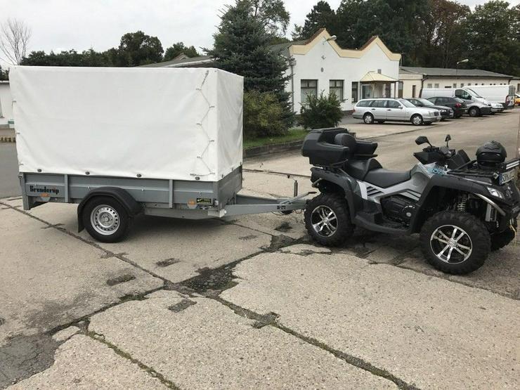 CF Moto Force 800 V2 4x4