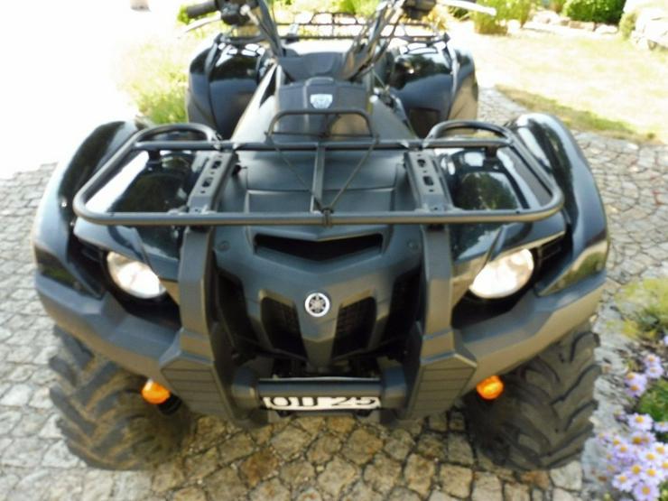 Yamaha Grizzly ATV EFI