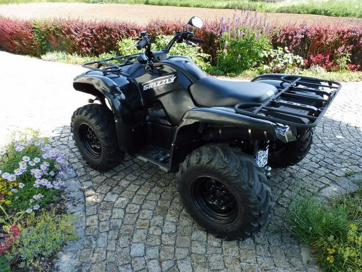 Bild 3: Yamaha Grizzly ATV EFI