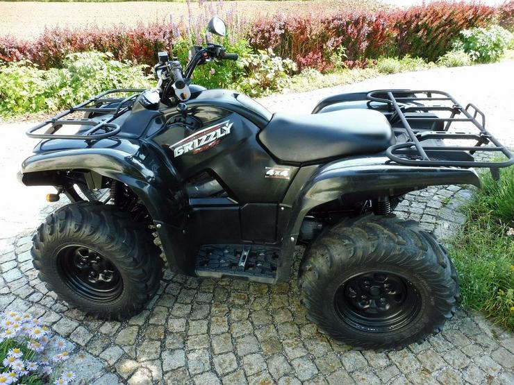 Bild 5: Yamaha Grizzly ATV EFI