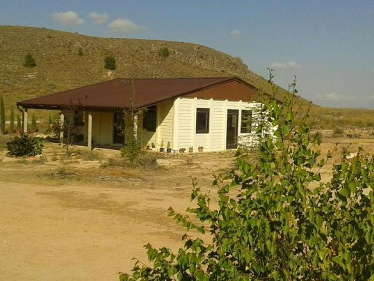 Bild 5: Schnäppchen & Provisionsfrei, ca. 138000 qm Grundstück mit Pferderanch und Häuser provi...