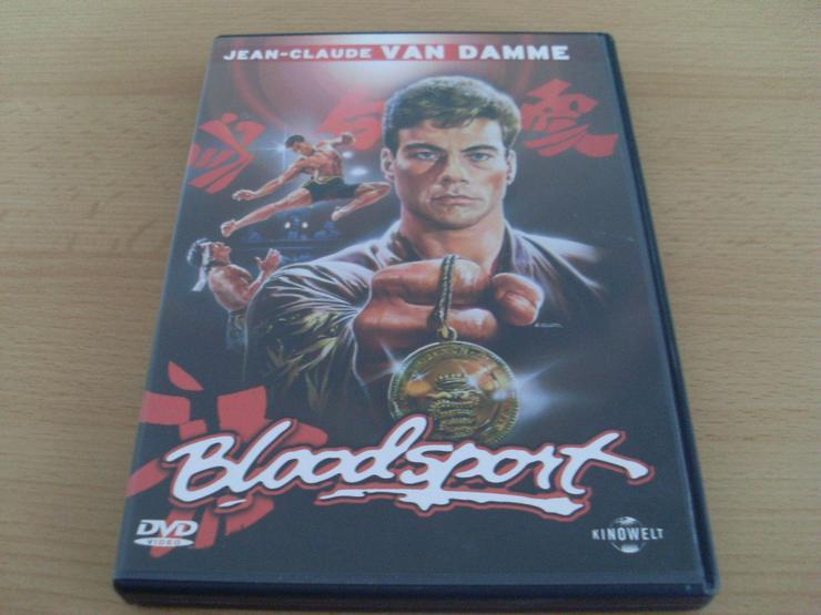 Bild 2: Bloodsport DVD Uncut 1 Fassungen NEU