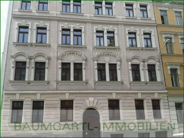 KAPITALANLAGE - Leipzig - Anger Crottendorf 2 Raumwohnung im Dachgeschoss in ruhiger Seite... - Bild 1