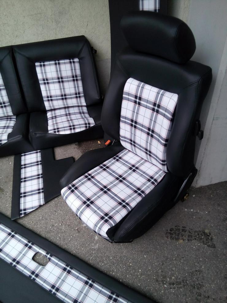 Bild 6: Golf GTI sitze Golf Cabrio Sitze
