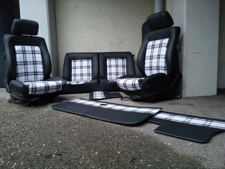 Bild 2: Golf GTI sitze Golf Cabrio Sitze