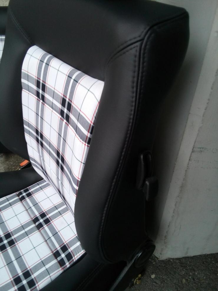 Bild 4: Golf GTI sitze Golf Cabrio Sitze