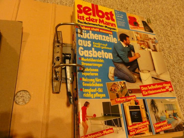 Bild 4: 30 x Zeitschrift Selbst ist der Mann