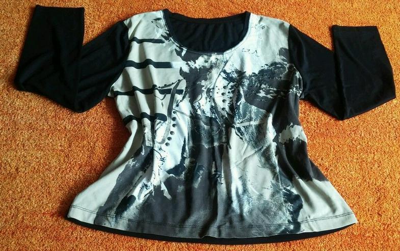 Damen Pullover mit Plätzchen Verzierung Gr. 44