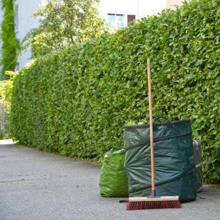 Bild 2: Gartenpflege