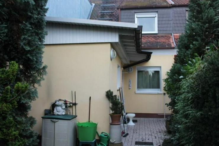 Bild 6: LU-Gartenstadt: Gepflegtes Reihenmittelhaus mit gemütlichem Garten