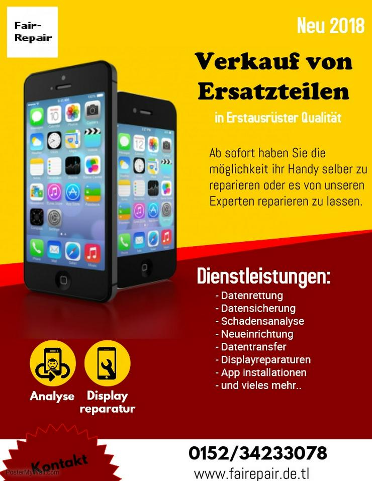 Smartphone und Tablet Reparatur Stralsund