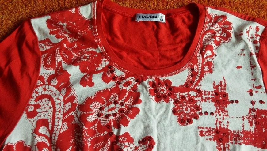 Bild 2: Damen Pullover mit Pailletten Verzierung Gr.38