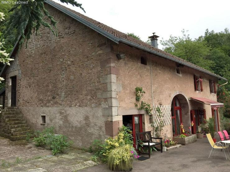 Bild 5: Farm mit 1 Hektar Umschwung - 120 km von Basel